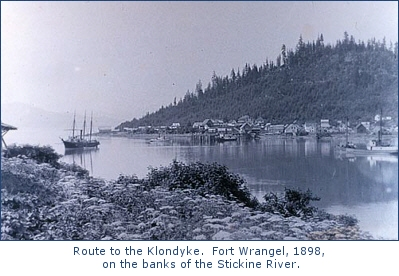 Fort Wrangel Alaska